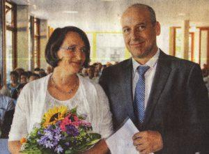 Jochen Münz ist neuer Leiter der Gewerblichen Schule