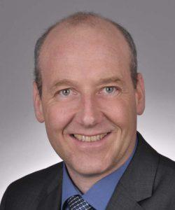 Portrait von Schulleiter Herr Jochen Münz