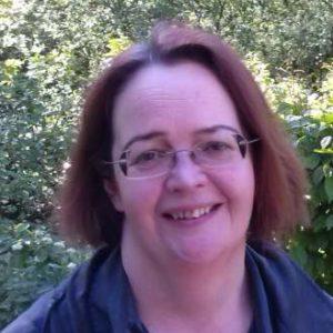 Portrait von der Lehrerein Frau Ursula Dinkelacker