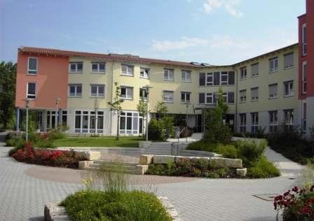 Bild des Wohnheimsgebäude