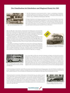 Projekt: Reisebusse und Bustourismus im Wirtschaftswunder am Beispiel der Ulmer Marken Kässbohrer-Setra und Magirus-Deutz
