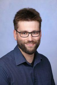 Portrait von dem Lehrer Herr Christian Knaus